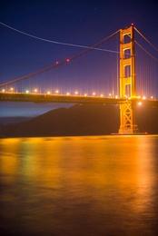 Golden Gate Glow