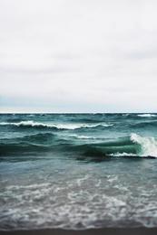 TURQUOISE SEA #2