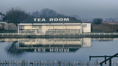 Tea Rooms - Southwold