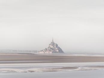 Mont-Saint-Michel Study 1
