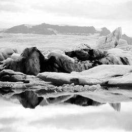 Jökulsárlón, Glacier