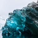 Flipped Iceberg in Antarctica 2