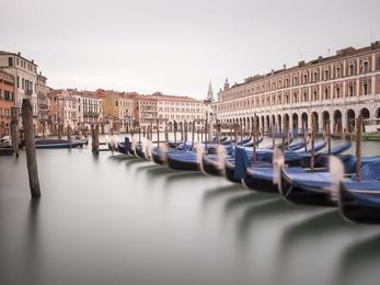 Gondola Station Ca' D' Oro - Venice