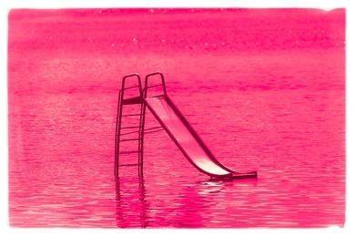 Water Slide Study V