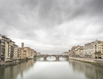 St. Trinity Bridge - Florence