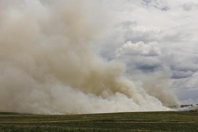 Prairie Burn #1