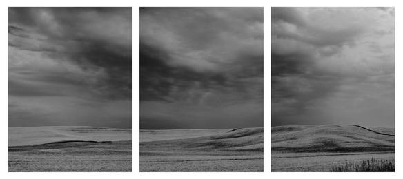 Dark Hills Triptych