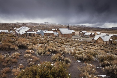 Approaching Storm - Bodie