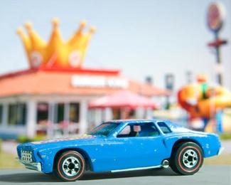 Fast Food, Fast Cars 4