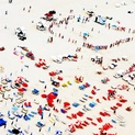 South Beach Aerial, Gathering