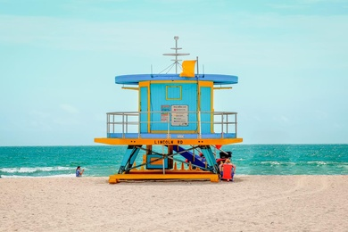 Lincoln Road Lifeguard Tower No. 2