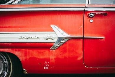 Impala Patina