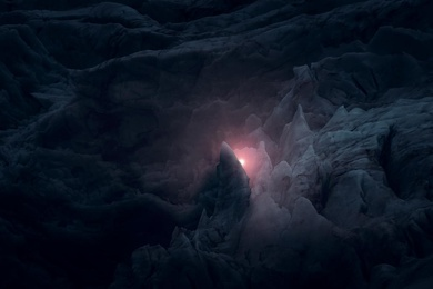 Luminous Signals (Fire and Ice) - II