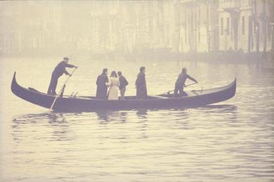 Traghettopasseggeri Sul Canal Grande