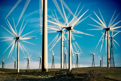 The Wind Farm #6
