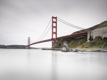 Golden Gate Bridge Study- San Francisco