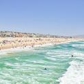 Sinking Surfer - Manhattan Beach