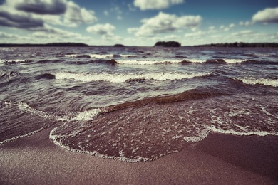 Gentle Summer Waves