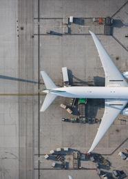 777-300 II, LAX