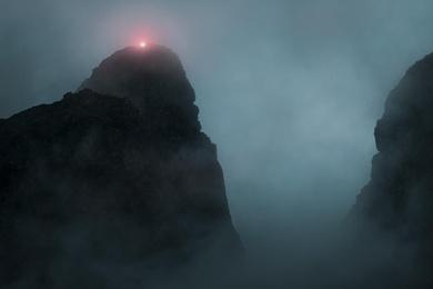 Luminous Signals (Into the Mountains) - VII