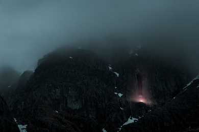 Luminous Signals (Into the Mountains) - III