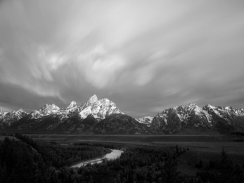 Grand Tetons & the Snake River