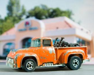 Fast Food, Fast Cars 13