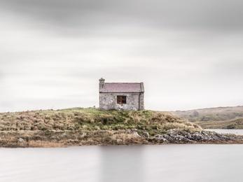 Connemara Fishing Hut Study 4 - Co. Galwayemara Fishing Hut Study 2 - Co. Galway