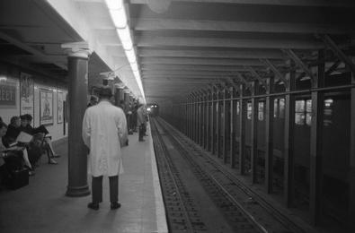 Subway Patience