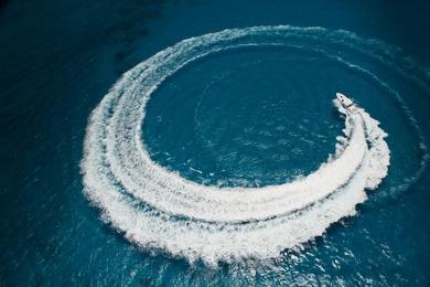 Circular Wake
