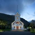 Bláakirkja, Seyðisfjörður, (Blue Church,  Seyðisfjörður)