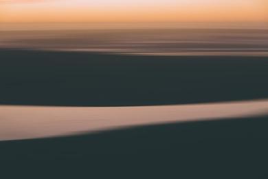McClures Beach Abstract II
