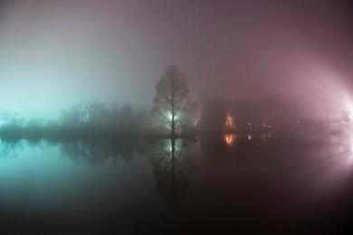 Ethereal Lake