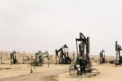 Oil Rigs I