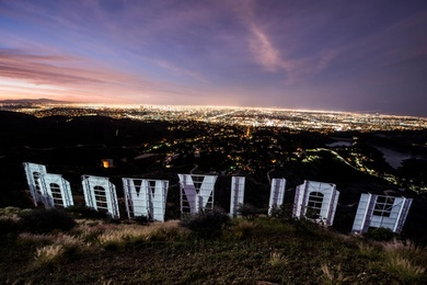 Los Angeles Glow #3