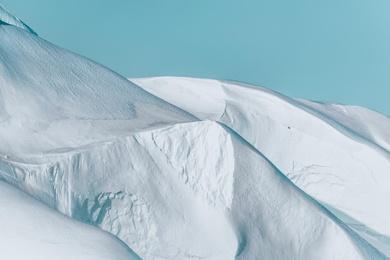 Ice Cake, Greenland - III