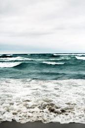 TURQUOISE SEA #1