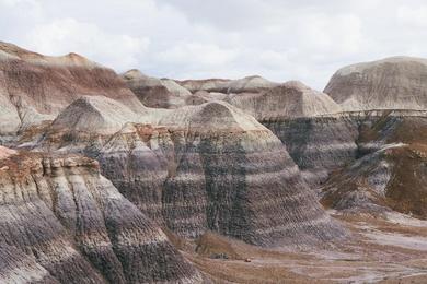 Painted Desert Study XVII