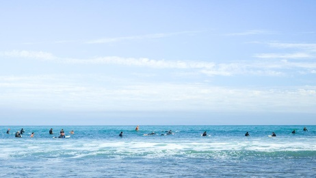 Patient Surfers - Malibu