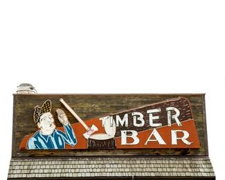 Timber Bar, Big Timber, MT