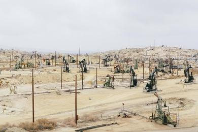 Oil Rigs III
