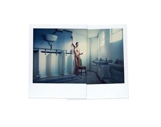 M in Men's Room, Burgh Island 1989