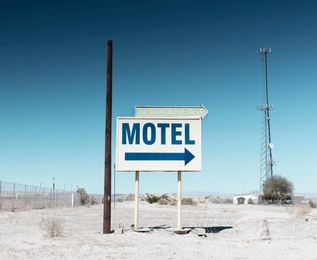 Motel, 3 Blocks East