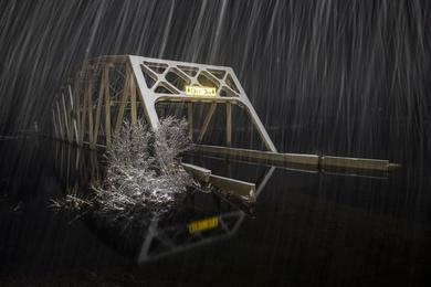 Bridge Under Troubled Water