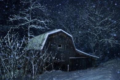 The Stark Barn