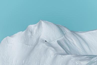 Ice Cake, Greenland - II