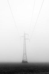 Foggy Landscape I