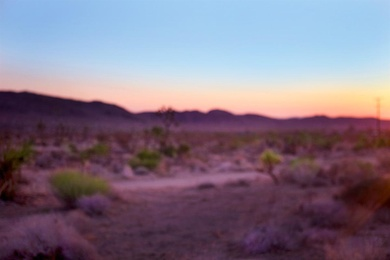 Dreamscapes, Desert Blues