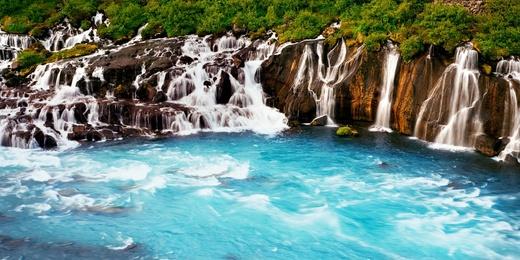 Iceland - Springs