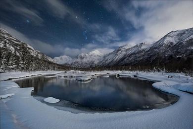 The Chugach Valley, Alaska